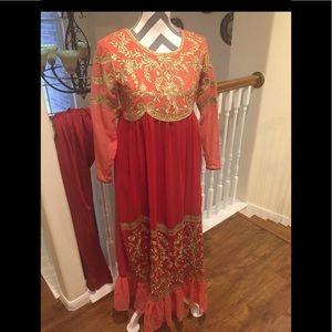 Indian Pakistani anarkali Dress